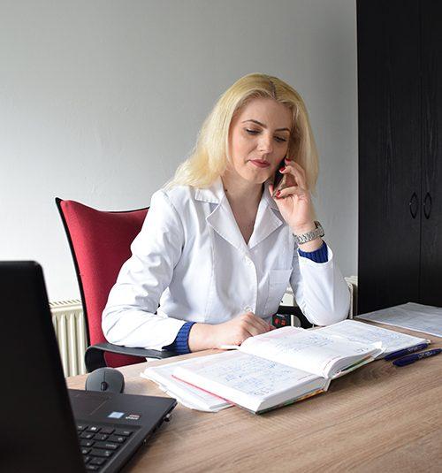 contact cabinet pneumologie Timisoara